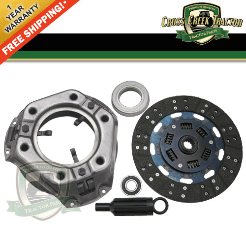Ford 9n Parts : Ckfd new ford tractor clutch kit n naa