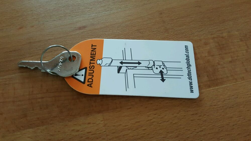 Magna Latch Spare Replacement Key For Swimming Pool Gates