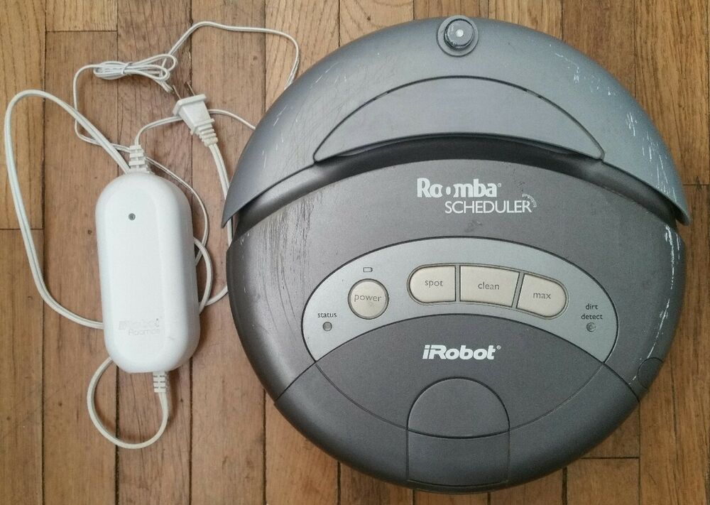 Roomba Scheduler Irobot Vacuum 4225 W Charger For Parts