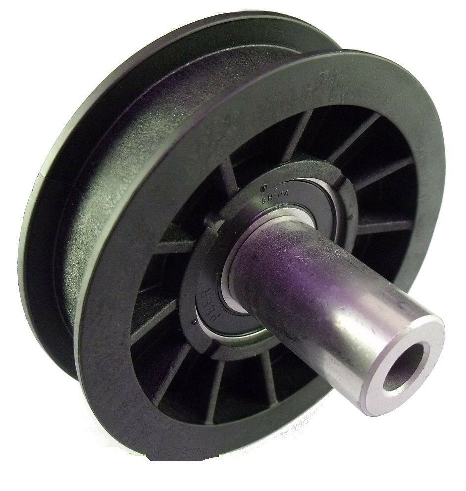 Drive Belt Flat Idler Pulley Lawn Mower Tractor Part Ayp