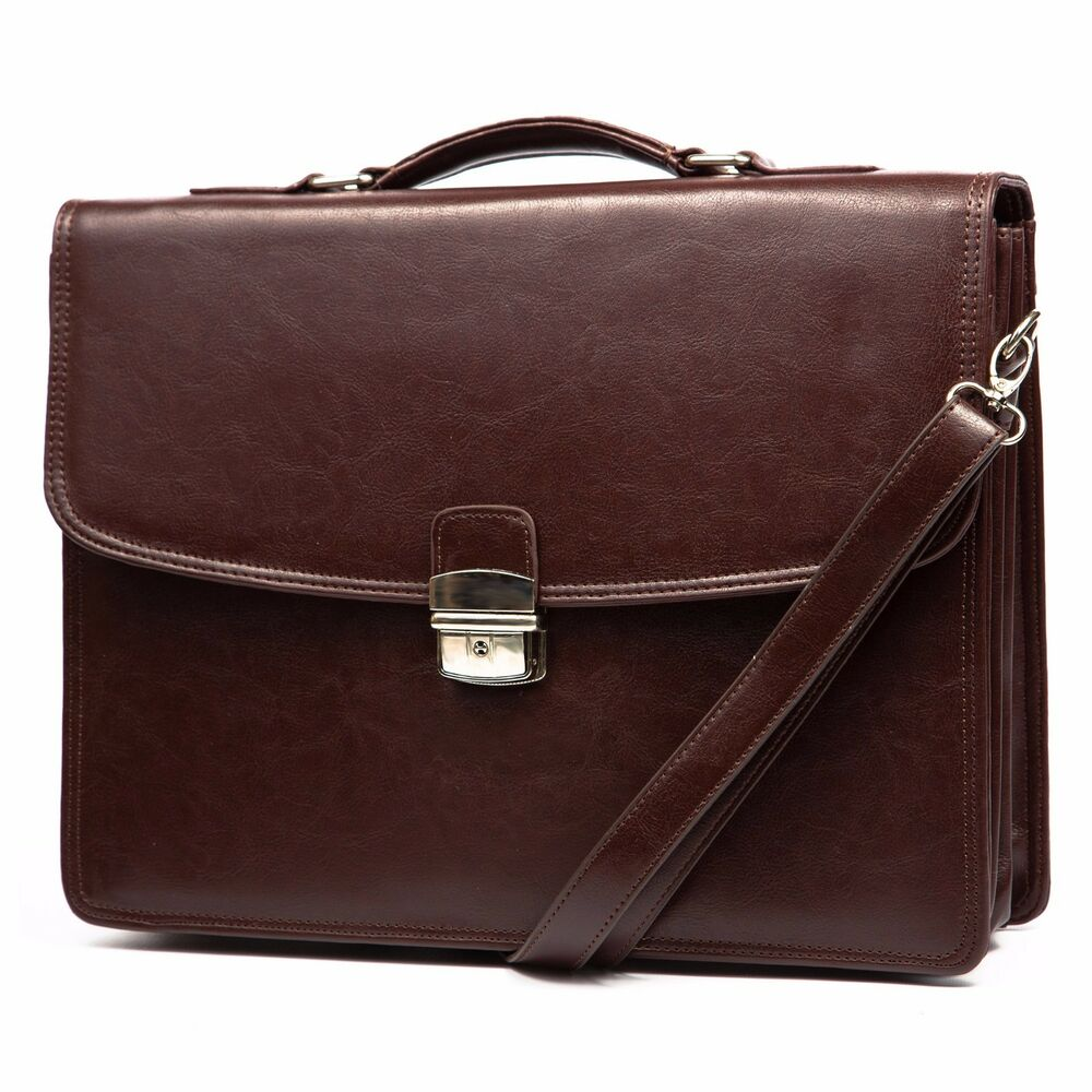Complete your stylish work look with a leather briefcase. Our collection of timeless men's briefcase have been crafted here in the UK, in our very own workshop. Free worldwide delivery when you spend £ or .