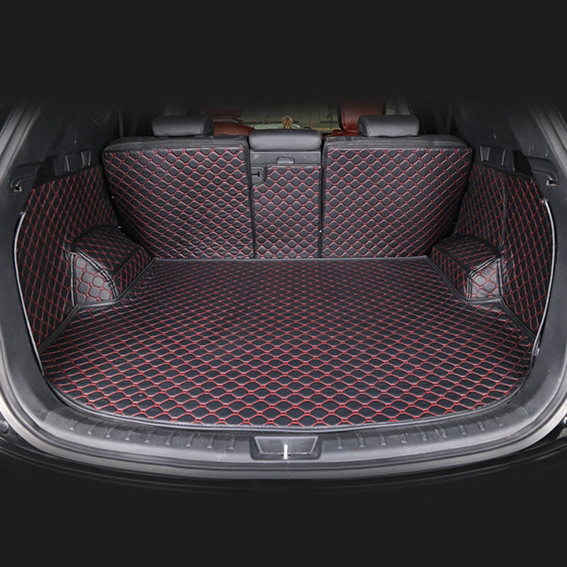 fits mazda cx 5 2001 2016 auto car rear boot cargo trunk mats protector tray new ebay. Black Bedroom Furniture Sets. Home Design Ideas