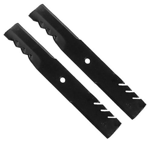 Hustler Zero Turn Mower Deck Mulch Blades 42 Fits
