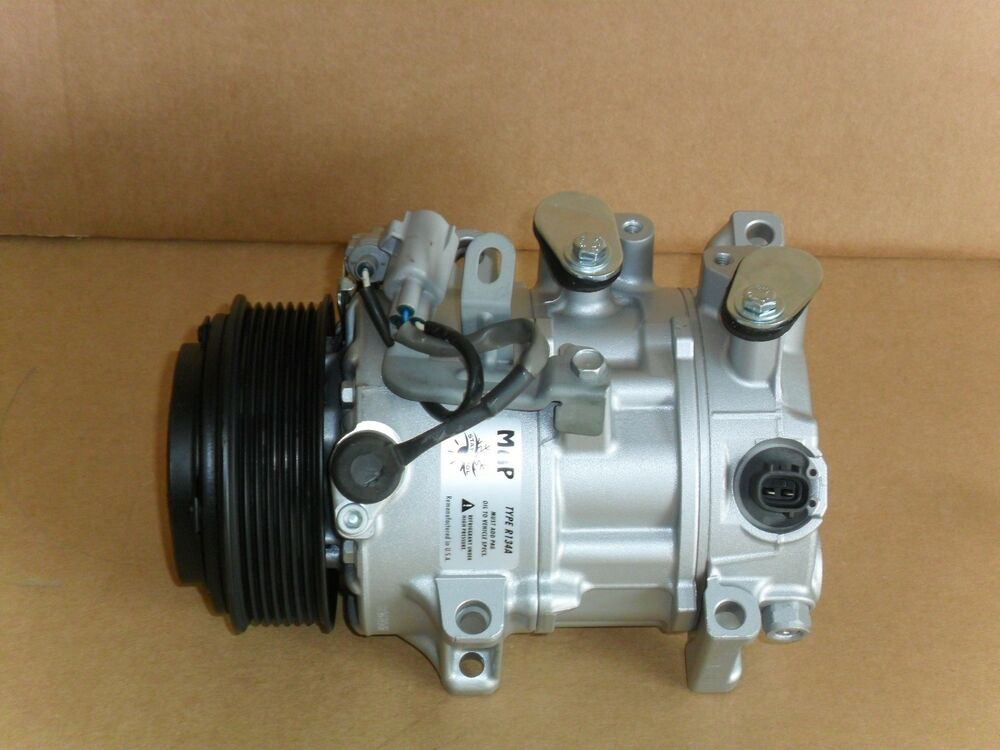 Ac compressor 2007 2008 2009 2010 2011 toyota camry for Century ac motor serial number lookup