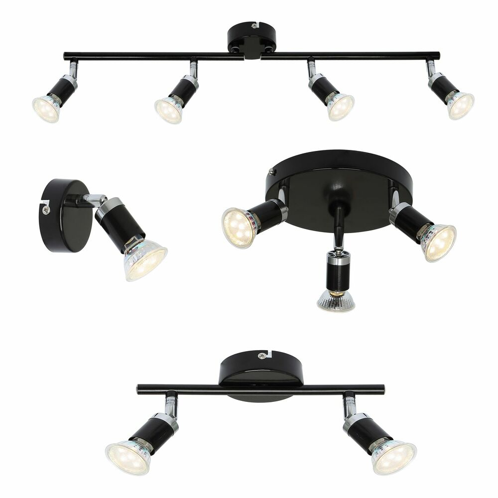 Ceiling Bar Light Fitting : New arrival gu or way spotlight bar fitting