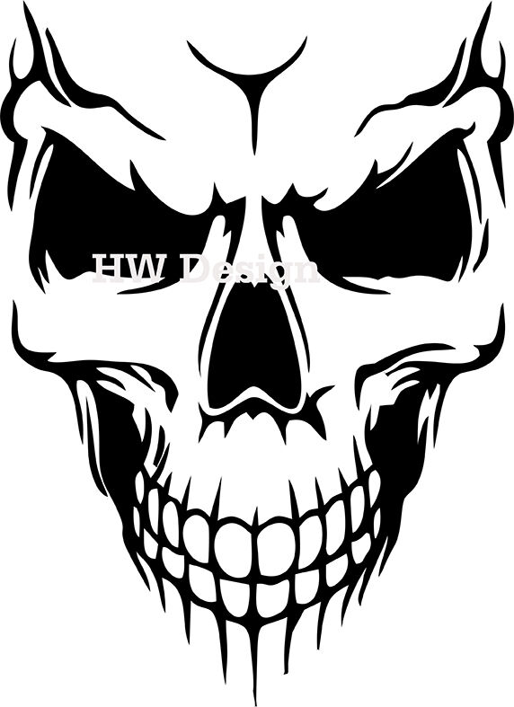 aufkleber sticker skull totenkopf wandtattoo airbrush auto motorrad tuning 2001 ebay. Black Bedroom Furniture Sets. Home Design Ideas