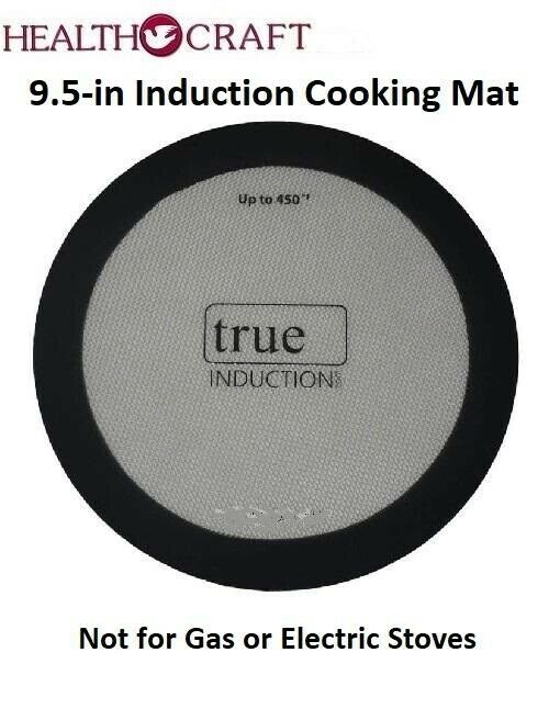 Health Craft True Induction Non-slip Silcone Cooking Mat