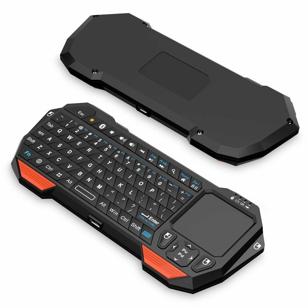 Android Bluetooth Keyboard Example: Acer Mini Bluetooth Keyboard Mouse W/ Touchpad Remote For Android OS Windows Mac