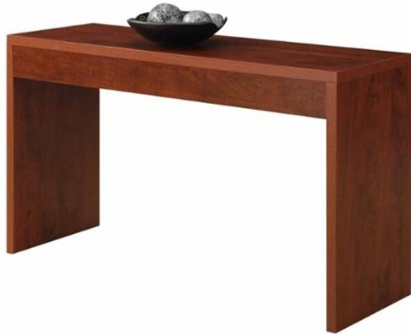 Hallway console table modern accent table hall sofa decor for Modern accent decor