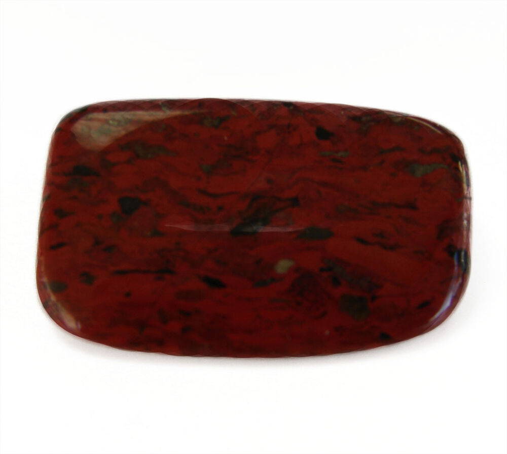 Red Natural Stones : Grade a brecciated red jasper tumbled polished natural