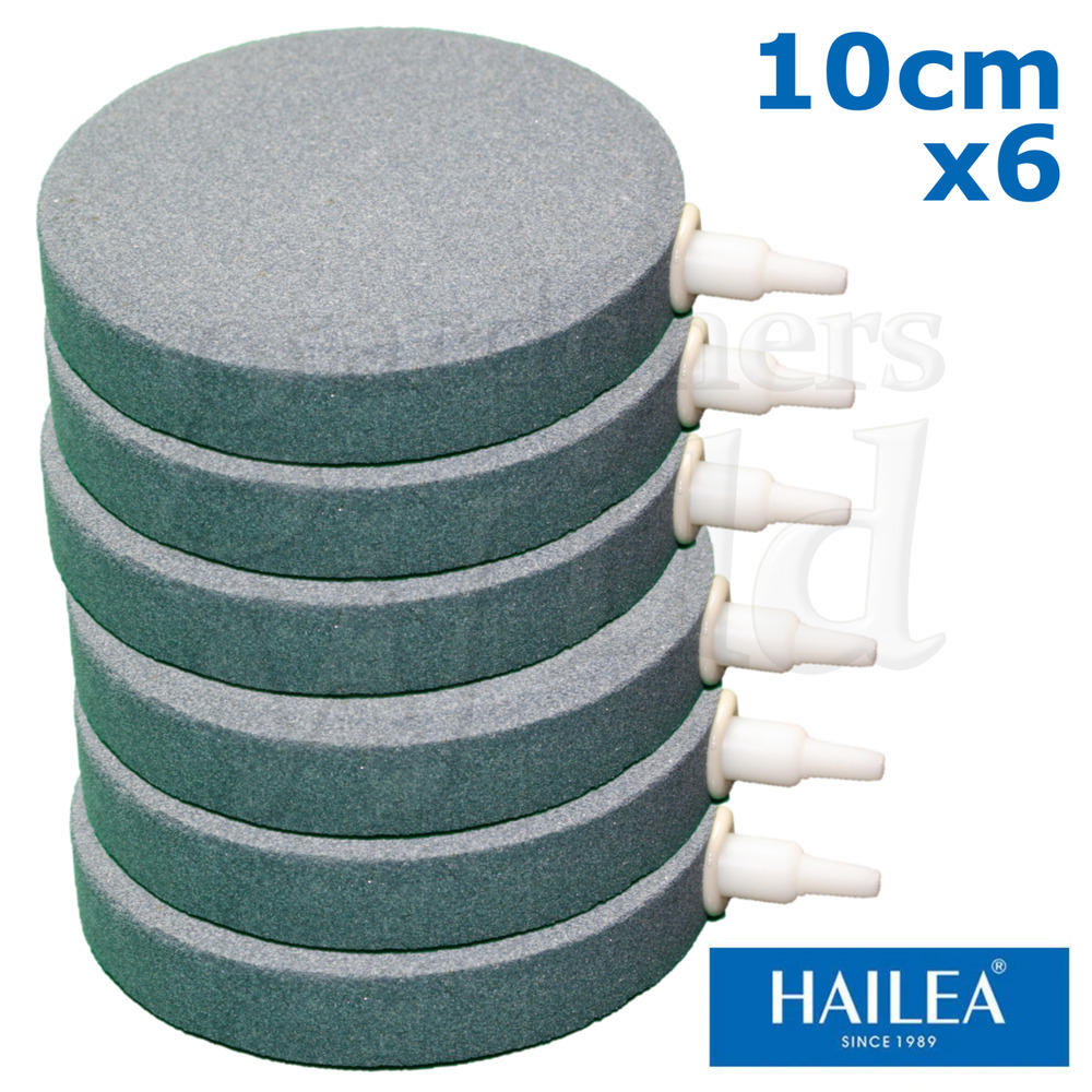 Large Air Stones : Quot cm air stone hailea large round ceramic airstone