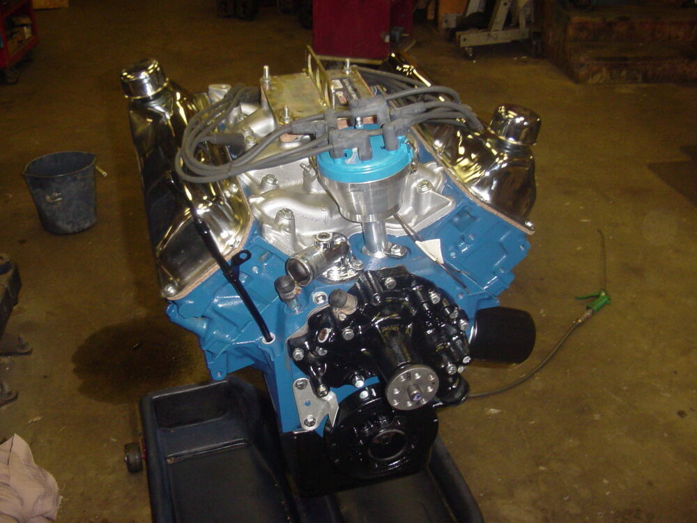 Performance Rebuild On Your 351 Cleveland 361hp 383tq