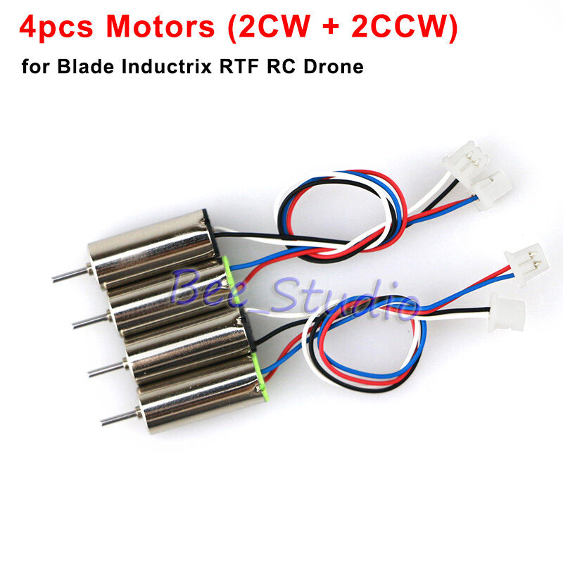 Blade inductrix tiny whoop super fast high rpm motor set for Lumenier tiny whoop motors