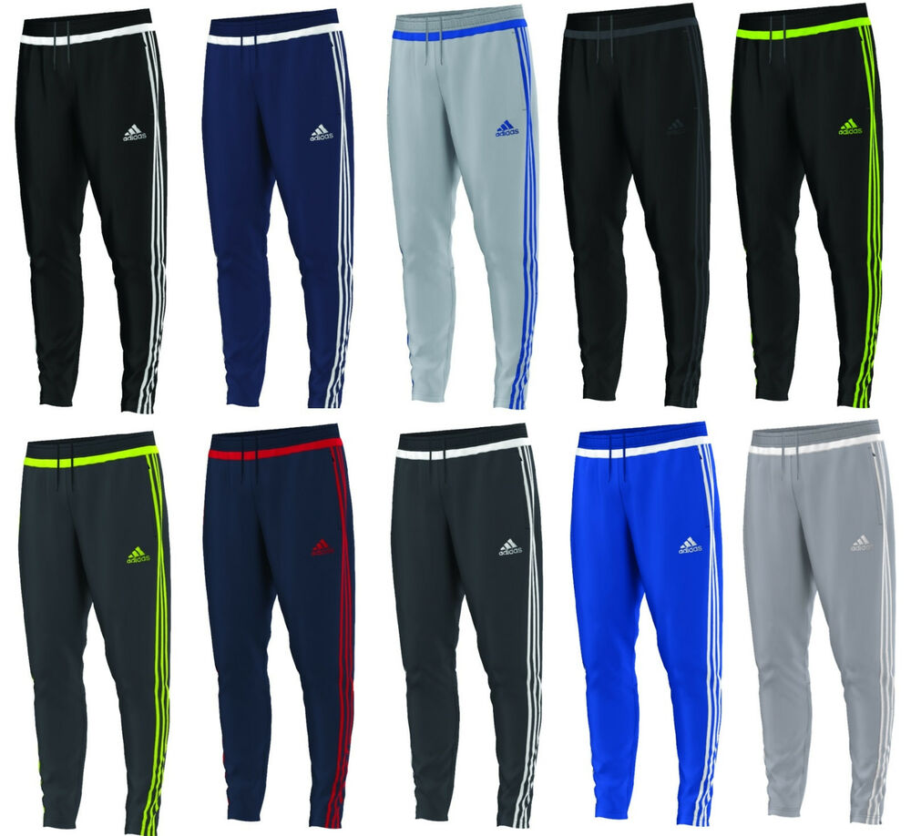 adidas soccer sweatpants men