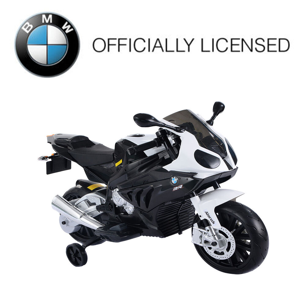 Bmw Electric Motercycle For Kids Video