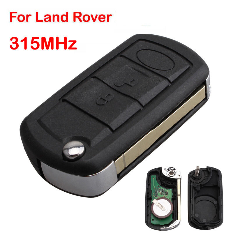 Keyless Entry Flip Replacement Remote Key Fob 315MHz For