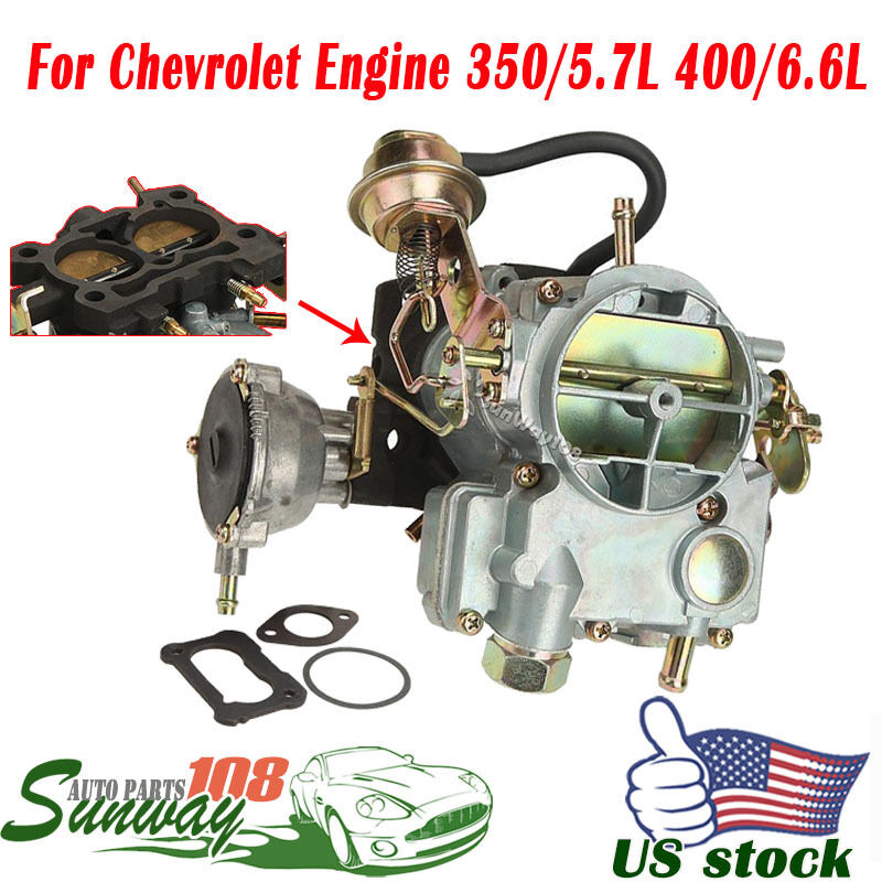 new us carburetor type rochester 2gc 2 barrel chevrolet. Black Bedroom Furniture Sets. Home Design Ideas