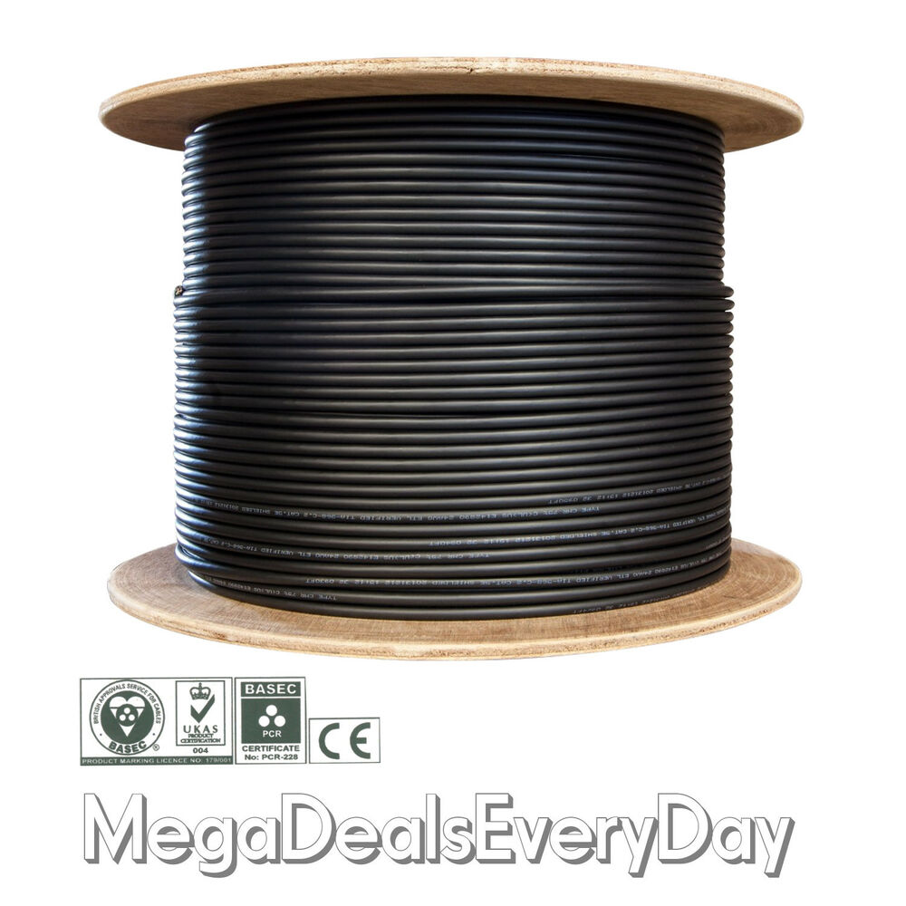 3 Or 4 Core Swa Cable 6943x Steel Wire Armoured Underground Trench Wiring Light Power Ebay