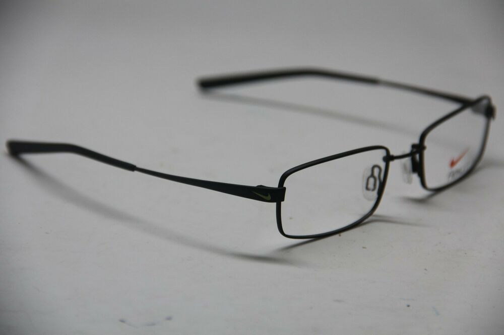 40f944a7dd Details about BRAND NEW NIKE 4631 002 BLACK FLEXON EYEGLASSES AUTHENTIC RX  NIKE W  CASE 47-18