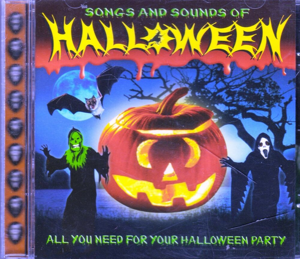 Songs and sounds of halloween 76 sound effects classic for Classic house music songs