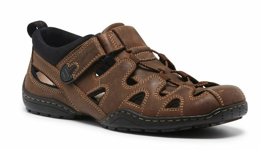 Brown Extra Wide Dress Shoes Mens