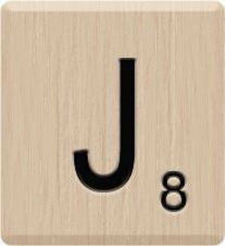 10 Letter I Beautiful Scrabble Tiles Letters Individual