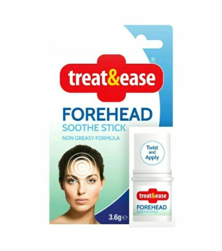 Forehead Soothe Stick Pack Of 2 X Headache And Migraine