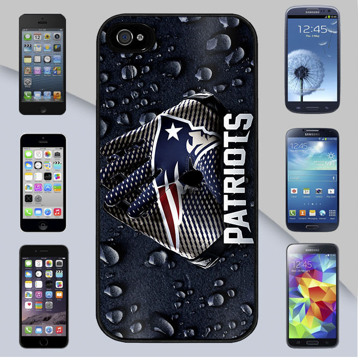 165 Best Wallpapers Phone Cases Images On Pinterest: New England Patriots NFL Football Raindrop Background