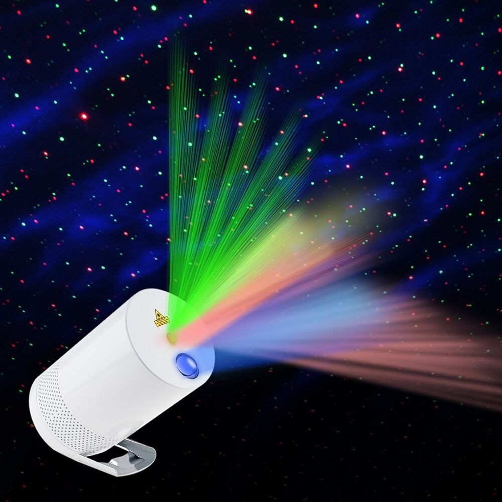 Indoor And Outdoor Starry Laser Light Projector Bluetooth