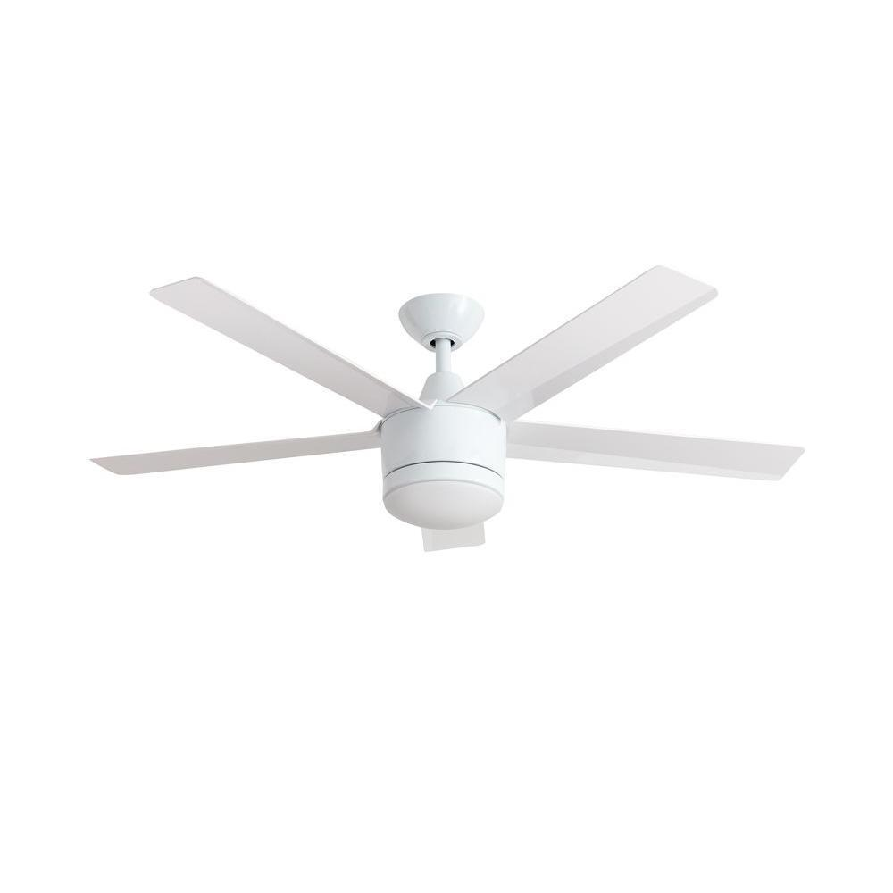 Ceiling Fan Parts : Merwry in led white ceiling fan replacement parts ebay