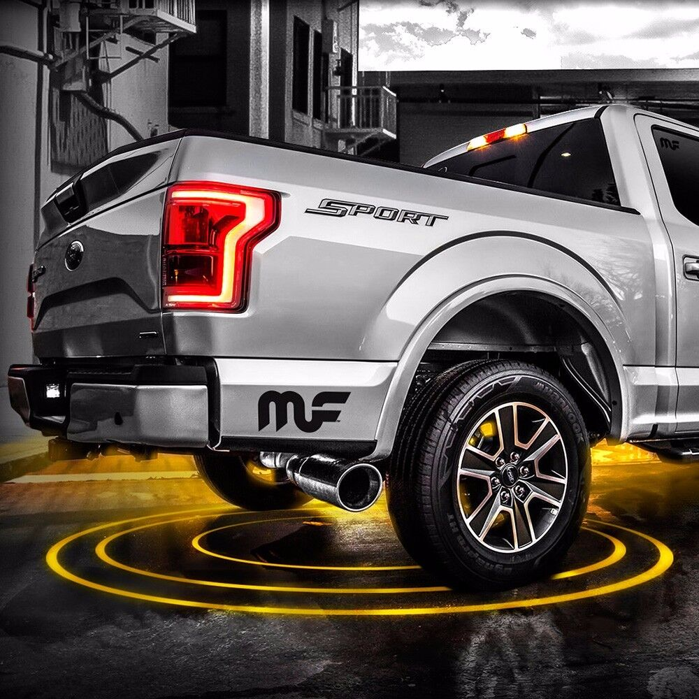 magnaflow cat back performance exhaust system 2015 2017 ford f 150 5 0 ebay. Black Bedroom Furniture Sets. Home Design Ideas