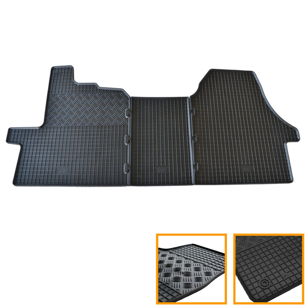 tapis sol caoutchouc sur mesure fiat ducato camping car. Black Bedroom Furniture Sets. Home Design Ideas