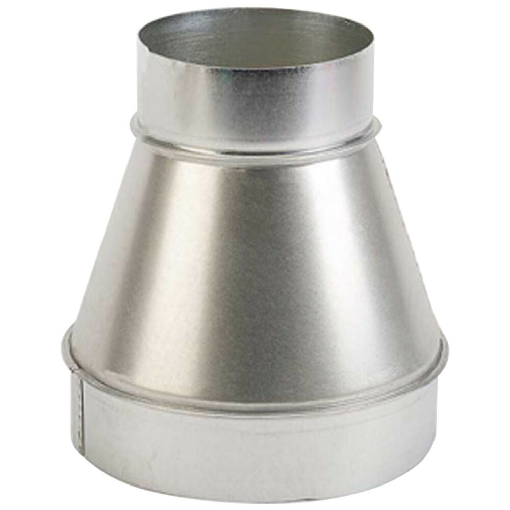 Hydroponics metal duct extractor fan reducer grow room