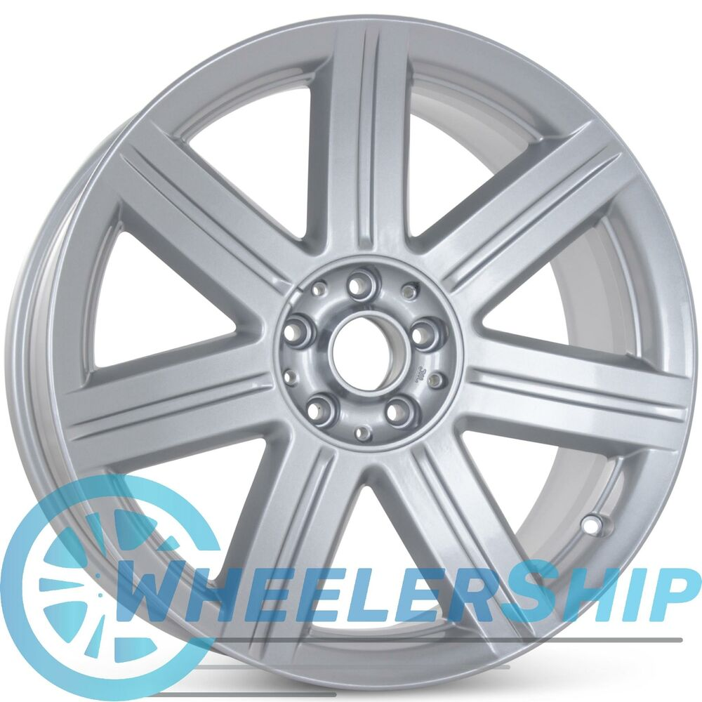 For Chrysler Crossfire 2004 2005 2006 2007 2008 Excellent: New 19 Alloy Rear Wheel For Chrysler Crossfire 2004 2005