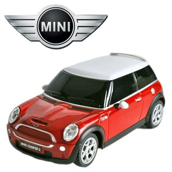 car race rc remote control 1 mini cooper scale radio toy racing electric red new ebay. Black Bedroom Furniture Sets. Home Design Ideas