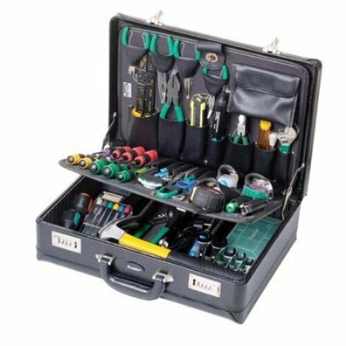 new electronics master tool kit with case mobile repair service kit ebay. Black Bedroom Furniture Sets. Home Design Ideas