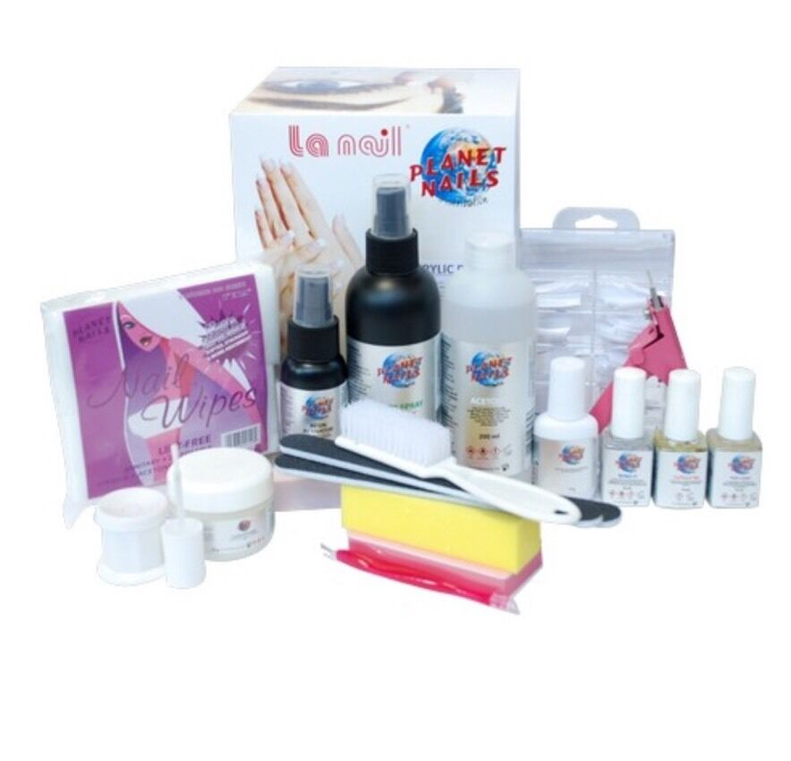 Nail Dipping System: Dipping Powder Original System: Complete