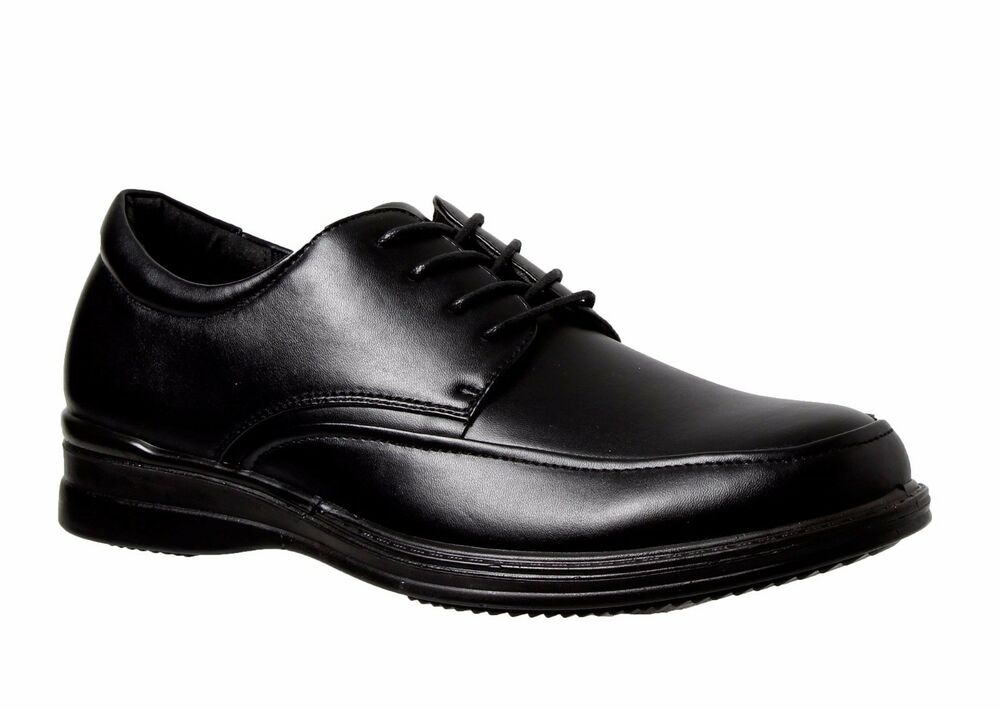 Grosby Shoes Black Casual