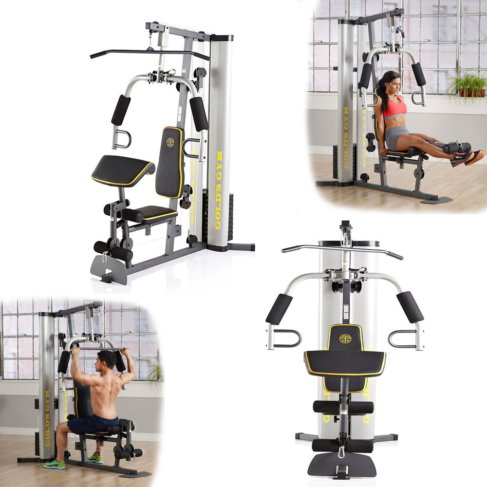 Gym system strength training home workout equipment weight