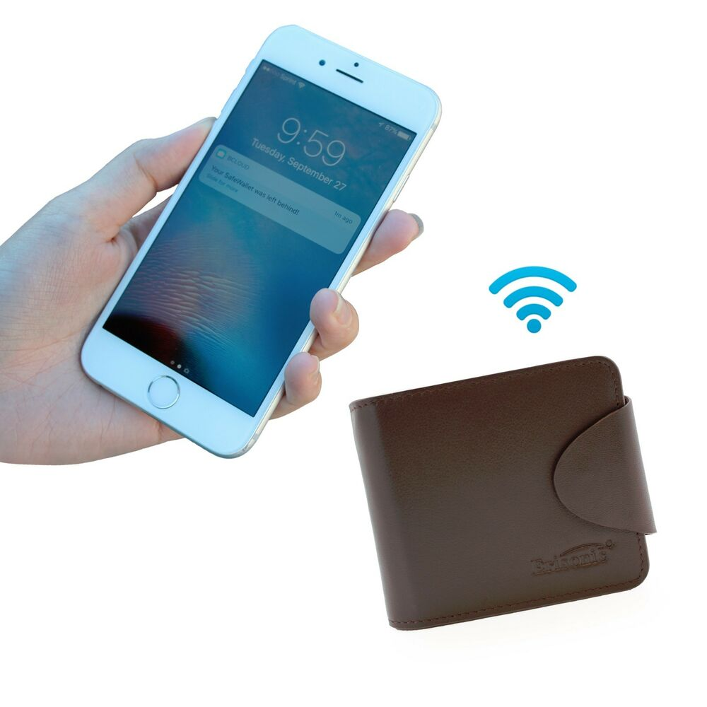 Smart Wallet Bluetooth With App For Men For Iphone Smart