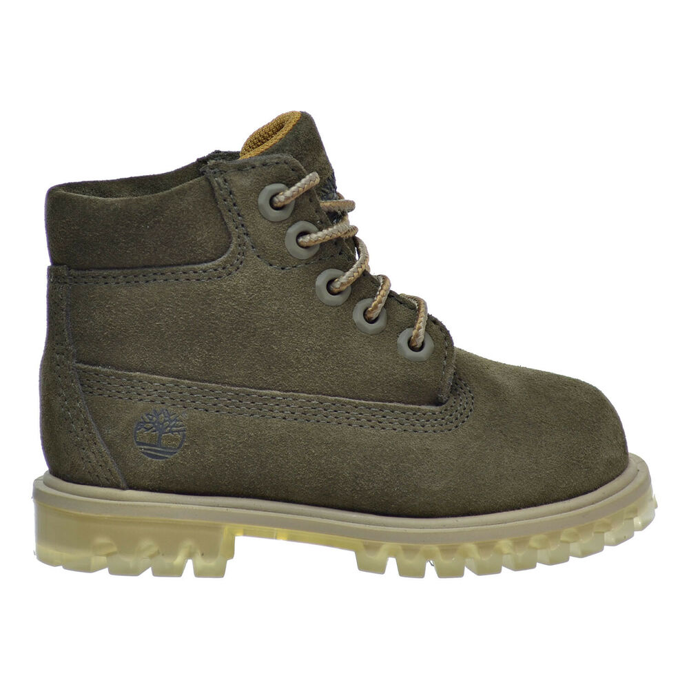 timberland 6 inch tpu outsole waterproof suede premium