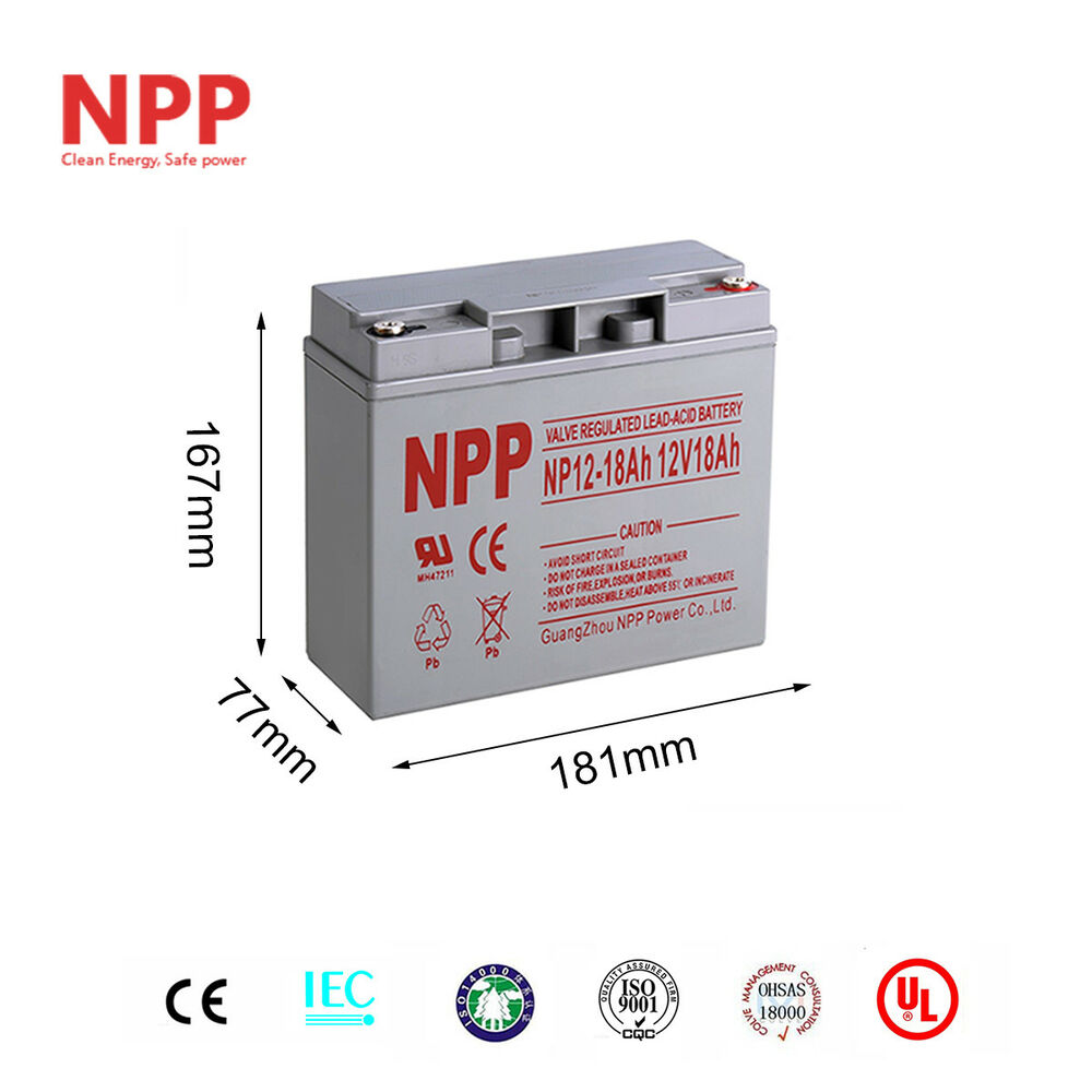 npp 12v 18 amp 18ah 20ah scooter battery d5745 40648 wp18. Black Bedroom Furniture Sets. Home Design Ideas