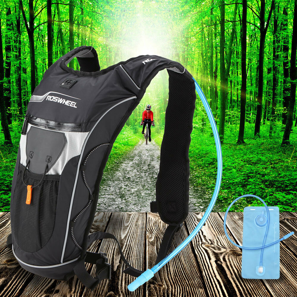 4l Cycling Bicycle Backpack Mountain Bike Sports Running