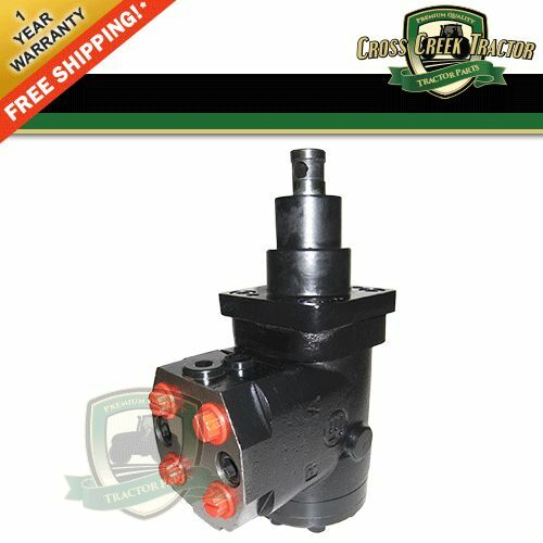 Ford 5900 Tractor Parts : New ford tractor steering motor
