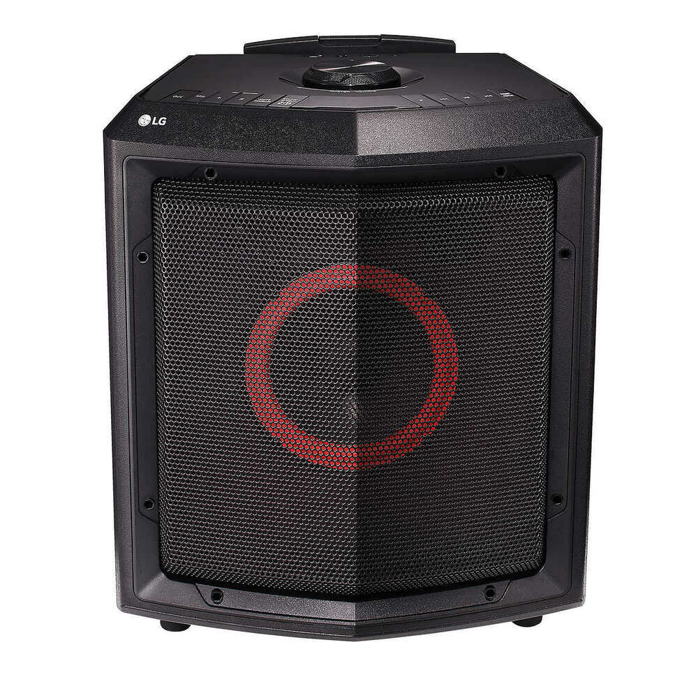 LG FH2 50W LOUDR Portable Bluetooth Speaker System, Battery Up To 15 Hours