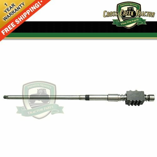Ford Tractor Steering Parts : D nn a new ford tractor worm shaft power steering