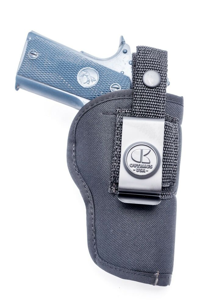 Kimber Ultra CDP II | Nylon IWB Conceal & OWB Open Carry ...