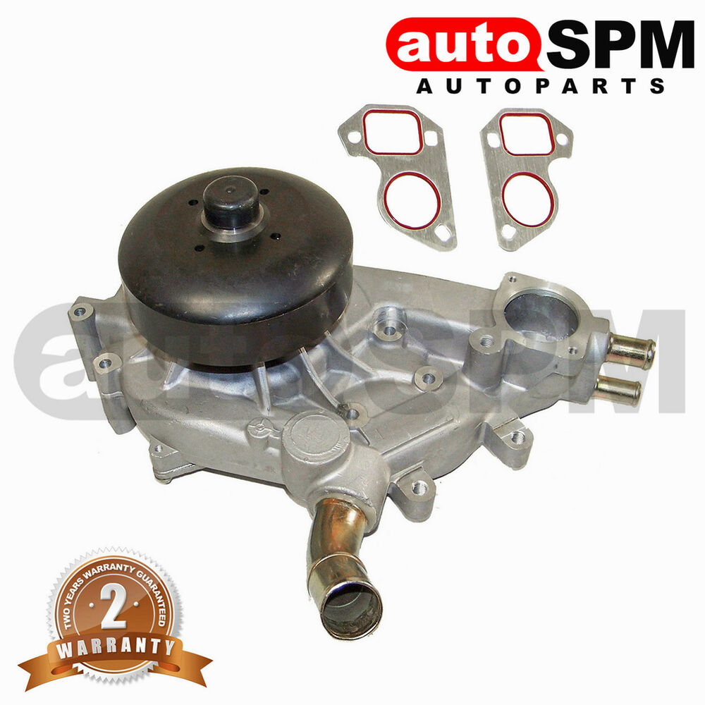 Engine Water Pump For Chevy Silverado Gmc Cadillac Isuzu