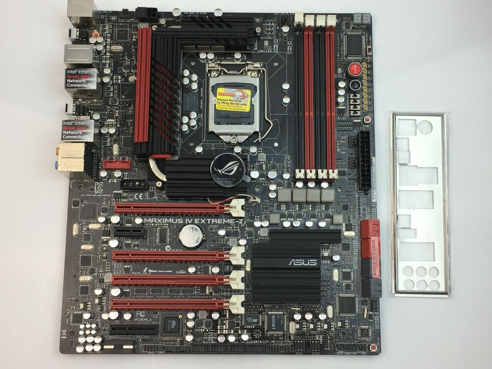 Z Motherboard FOR ASUS Maximus IV Ex...