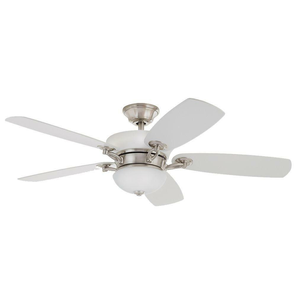 Chardonnay 52 In Indoor Brushed Nickel Ceiling Fan Replacement Parts Ebay